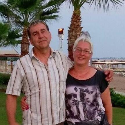 Frau und Herr Schubert, Eltern einer einer Abschlussschülerin
