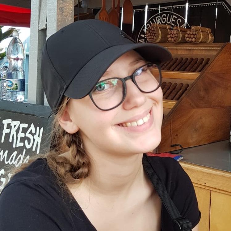 Hanna Baier, Realschulabschluss 2019