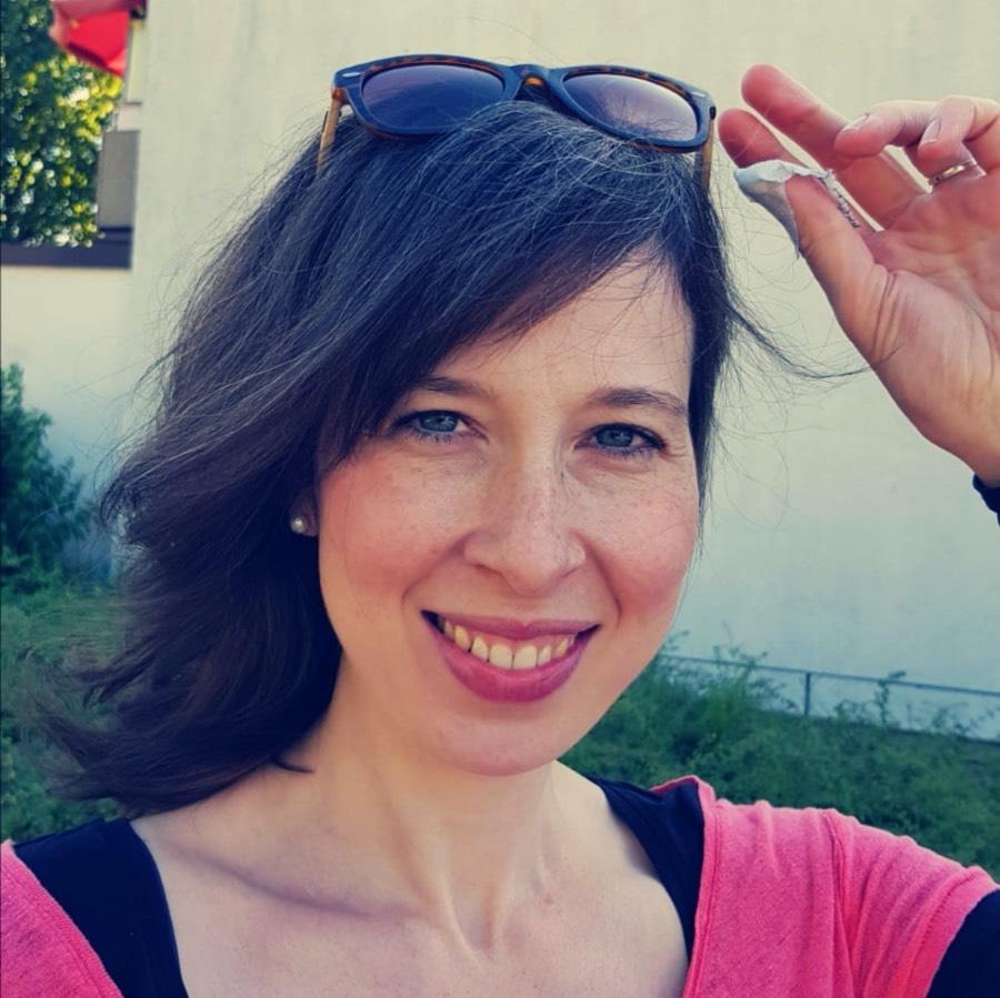 Janina Rost, Lehrerin an der Georg-Kropp-Schule Wüstenrot