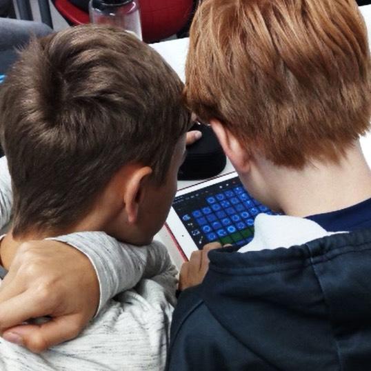 Digitaler Bildungscampus Georg-Kropp-Schule Wüstenrot: Schüler produzieren Musik am iPad